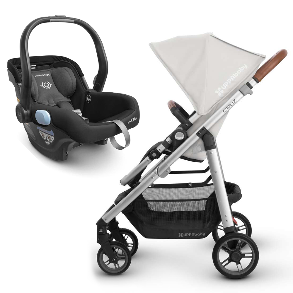 win an uppababy stroller car seat the everymom. Black Bedroom Furniture Sets. Home Design Ideas