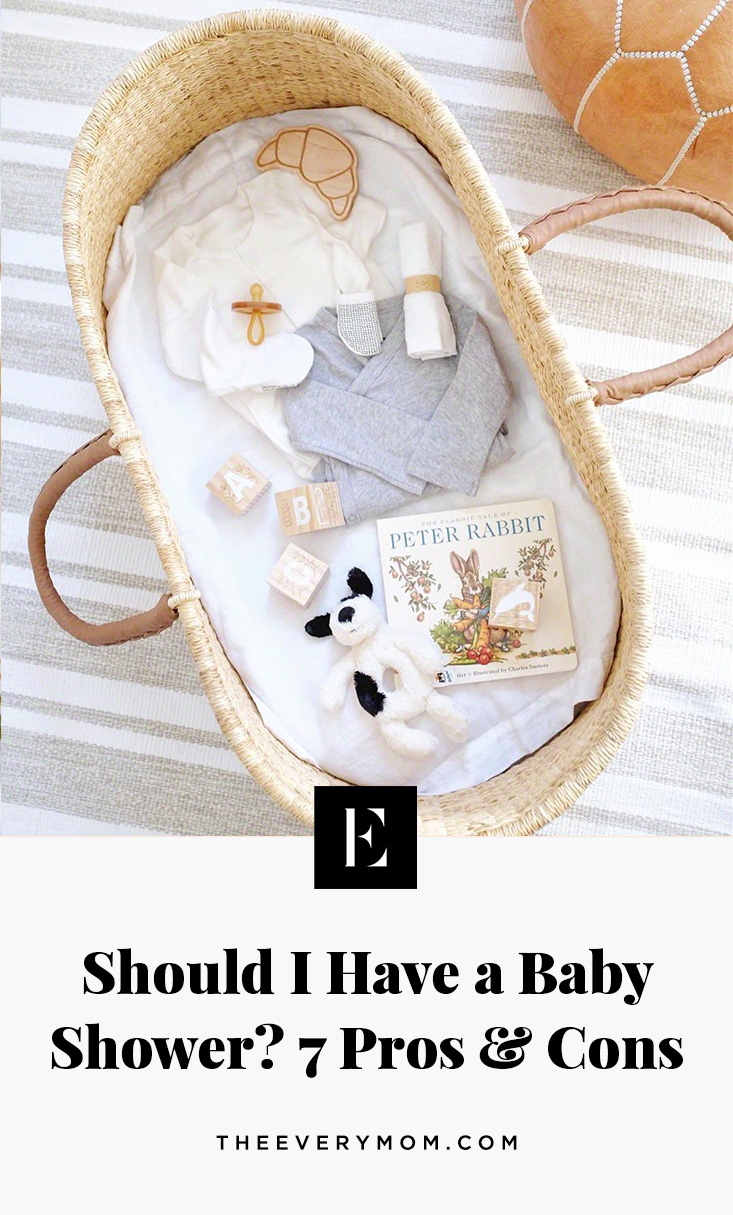 having a baby shower? keep these pros and cons in mind - the everymom