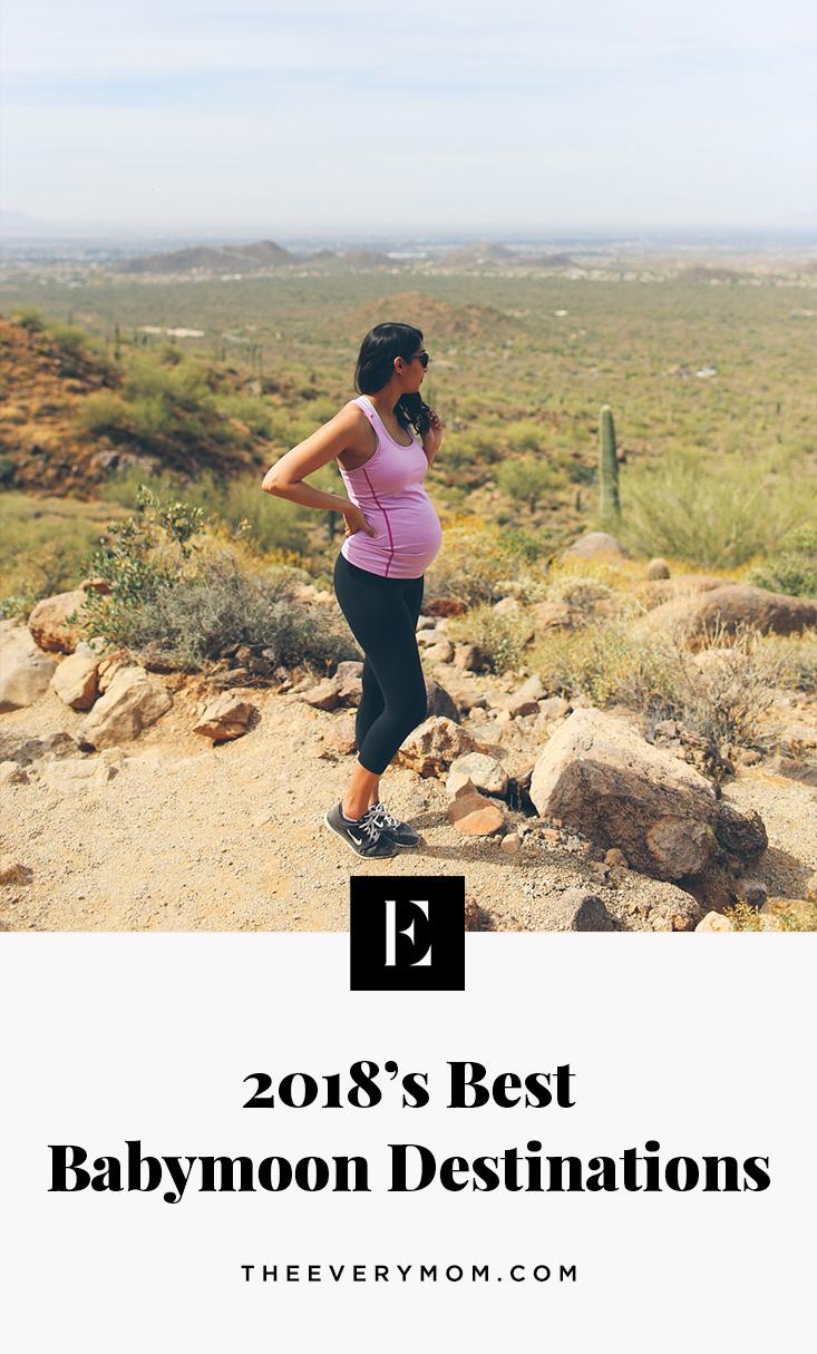 2018 s best babymoon destinations the everymom