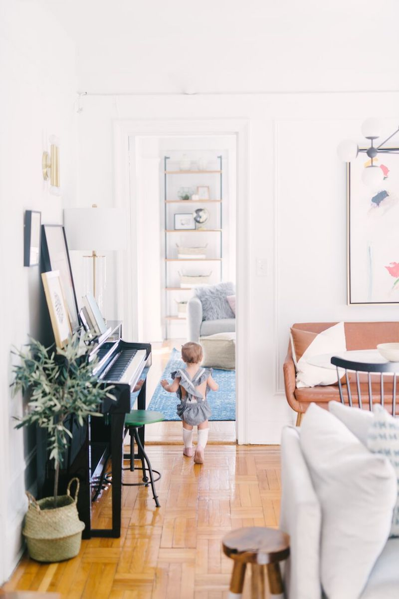 This Family Uses Every Inch Of Their 700 Sq. Ft. Apartment