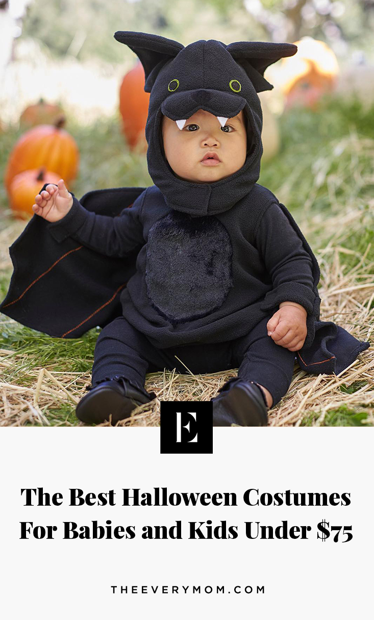 the best halloween costumes for babies and kids under $75 | the everymom