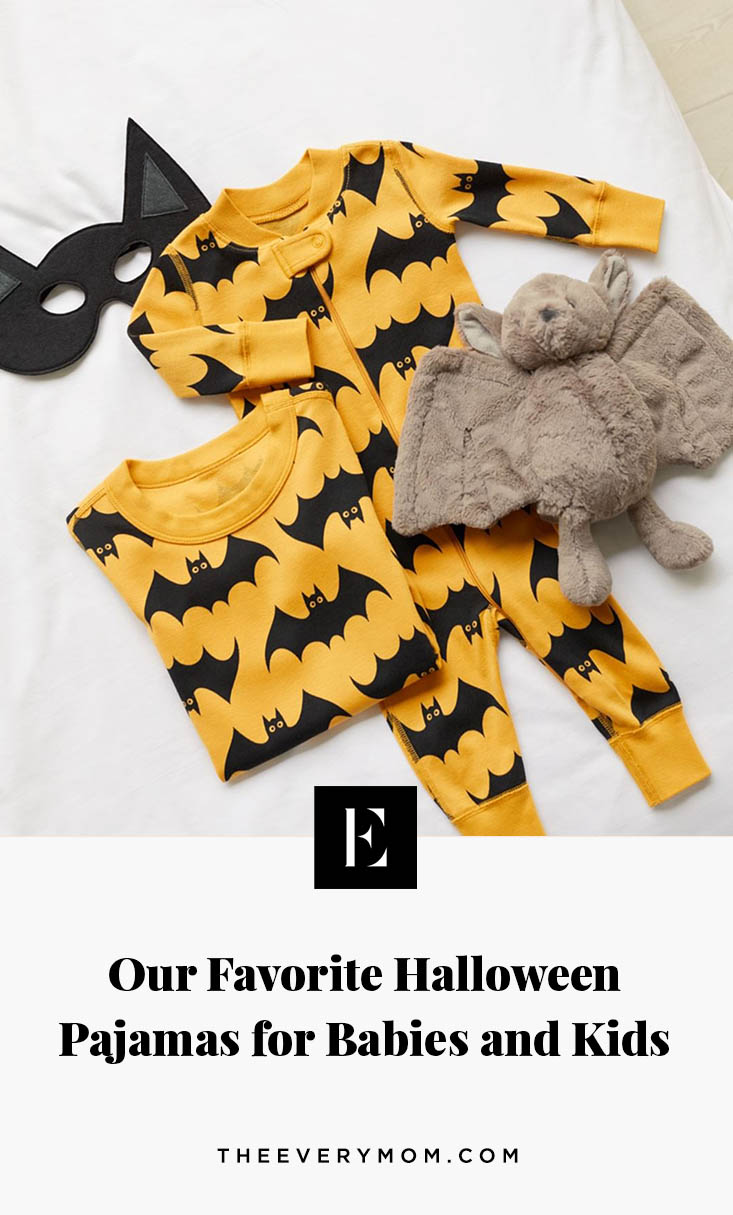 our favorite halloween pajamas for babies and kids | the everymom