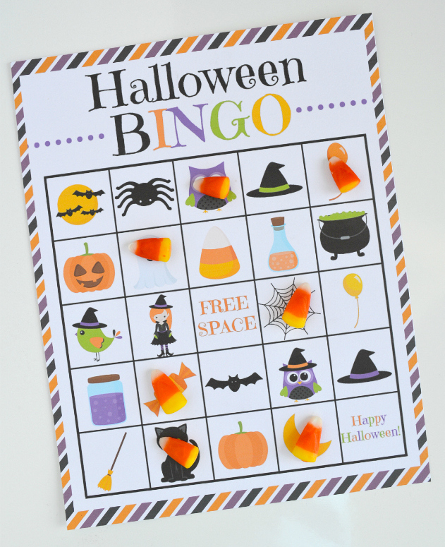 photo relating to Printable Halloween Bingo Cards known as Cost-free-printable-Individuals-Halloween-bingo-playing cards-arrive-in just-8