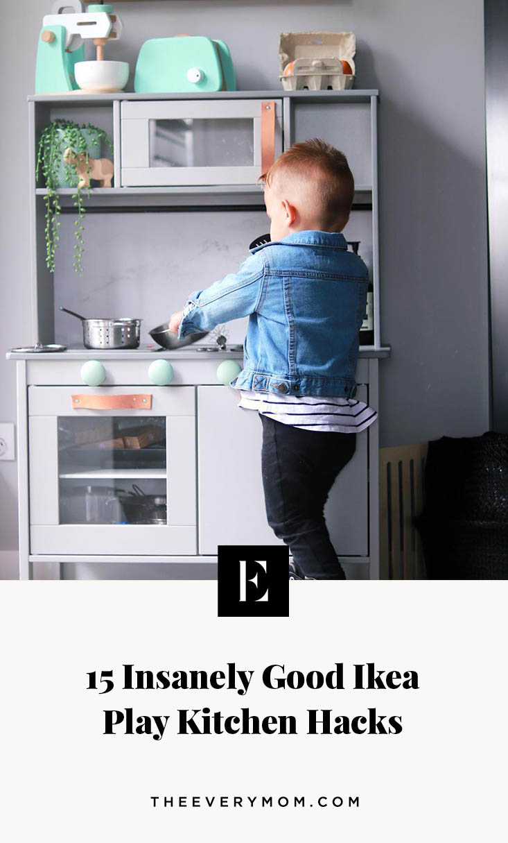 Play kitchens are an amazing place for kids creativity they can learn and imitate everything they see in their own lives whether theyre pretending to