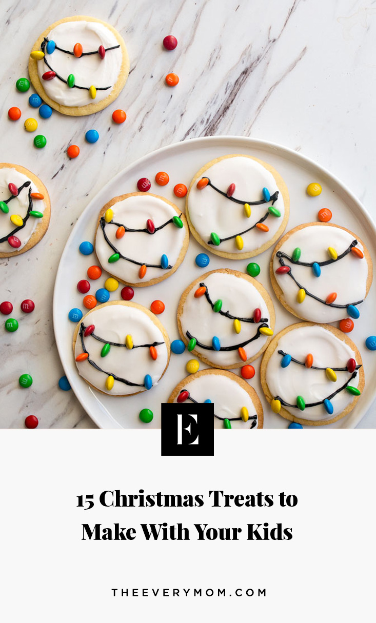 15 Christmas Treats to Make With Your Kids | The Everymom