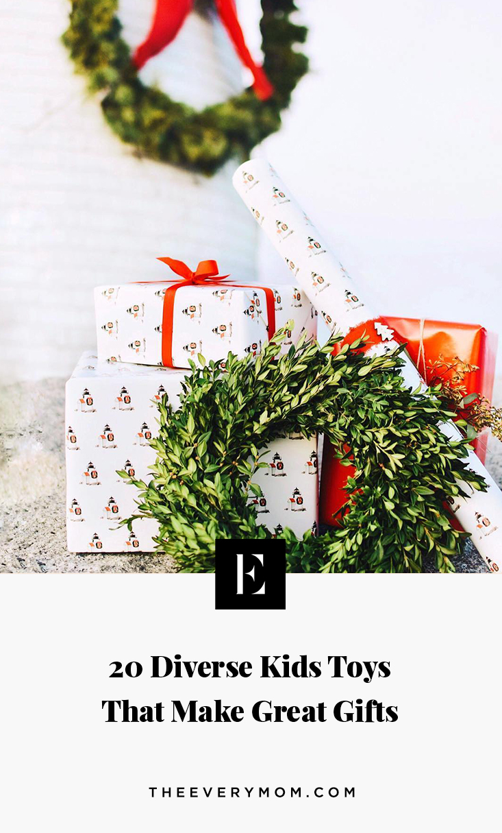 20 Diverse Kids Toys That Make Great Gifts The Everymom