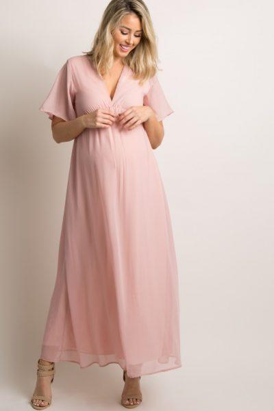 b4914ec8651 Maternity and Nursing-Friendly Wedding Guest Dresses