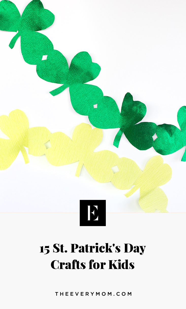St Patrick Day Crafts Everymom Pinterest The Everymom