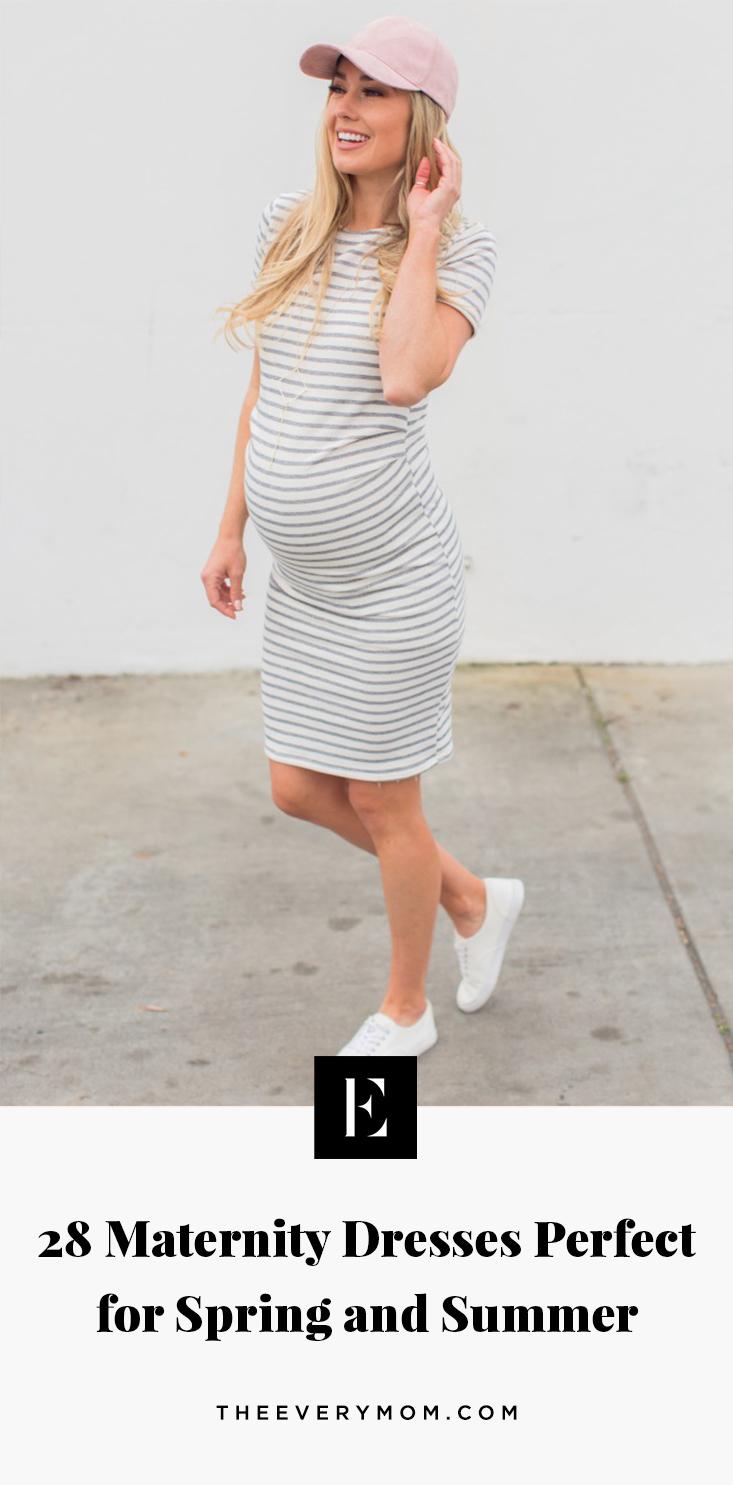 6887593512a8f Cute Summer Pregnancy Dresses
