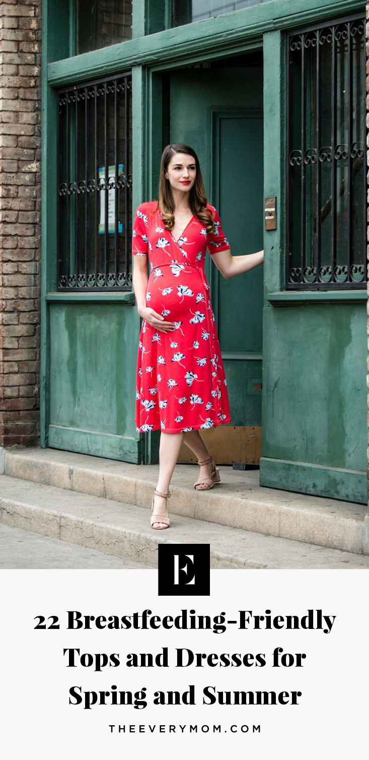 b1014d1ee4f4b Still not sure if stylish nursing-friendly clothing actually exist?  Spoiler: they do. New brands are popping up all the time with super chic,  ...